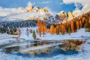 PhotoVivo Gold Medal - Juanjuan Shen (China)  Dream Emerald Lake