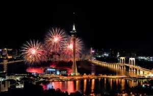 Circuit Merit Award e-certificate - Chan Seng Tang (Macau)  Firework 44