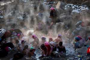 ICPE Gold Medal - Hong Sang Woo (Malaysia)  Bath In The Winter