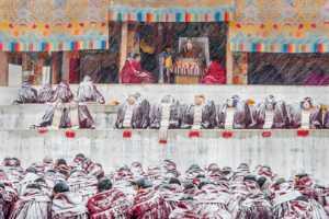 Raffles Merit Award E-Certificate - Jianying Tan (China)  Listen To Buddha
