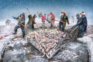 PSK Gold Medal - Yuk Fung Garius Hung (Hong Kong)  Winter Fishing 2