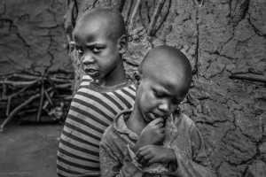 PhotoVivo Gold Medal - Yongping Shao (China)  Two Brothers