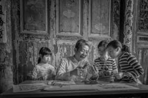 PhotoVivo Gold Medal - Rongmao Yang (China)  Inherit