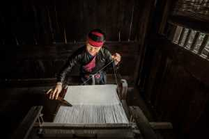 PhotoVivo Gold Medal - Rongmao Yang (China)  Weaving