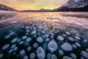 Circuit Merit Award e-certificate - Louise Xie (USA)  Ice Bubble Lake