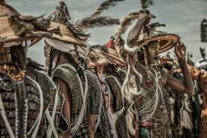 PhotoVivo Gold Medal - Yu Wang (China)  Tribe Man 2