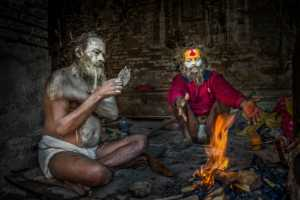 PhotoVivo Gold Medal - Liquan Sheng (China)  Sadhu 1