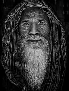 PhotoVivo Gold Medal - Dao Tien Dat (Vietnam)  A Dip Portrait
