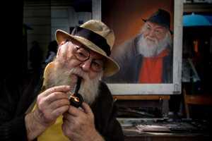 RPST Bronze Medal - Joao Taborda (Portugal)  The Montmarte Painter