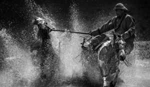PhotoVivo Gold Medal - Fang Shangguan (China)  Splash Of Water
