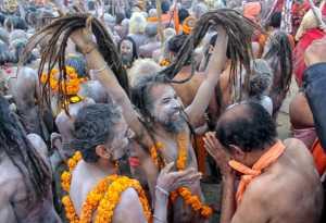 Honor Mention - Debraj Das (India)  Holy Gathering At Kumbh!