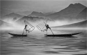 APU Gold Medal - David Poey Cher Tay (Singapore)  Fishing In Myanmar