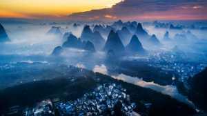PhotoVivo Gold Medal - Kai Cheng (China)  Fog