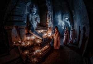Raffles Merit Award E-Certificate - Thura Maung Maung (Myanmar)  Believer In The Buddha