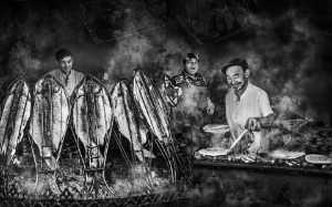 Raffles Honor Mention E-Certificate - Yuk Fung Garius Hung (Hong Kong)  Making Fish Tacos