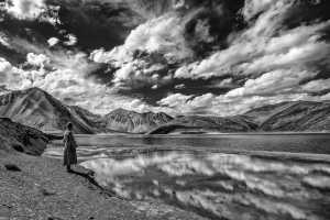 PhotoVivo Honor Mention e-certificate - Saurabh Sirohiya (India)  Bliss Of Solitude