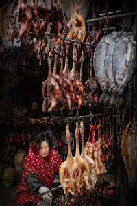 FIP Gold Medal - Jinan Xu (China)  Fine Dishes