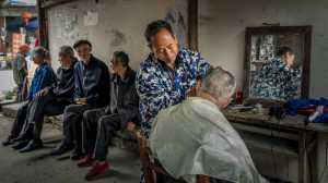 APAS Gold Medal - Chengdou Wang (China)  Shaving 2