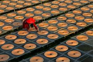 RPST Honor Ribbon - Fong Chi Ng (Macau)  Red In Yellow