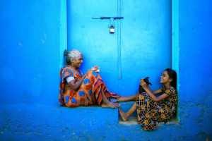 FIP Ribbon - Udayan Sankar Pal (India)  A Moment Shared