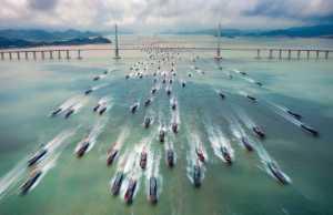 APAS Honor Mention e-certificate - Yonghuai Mao (China)  Sail Out
