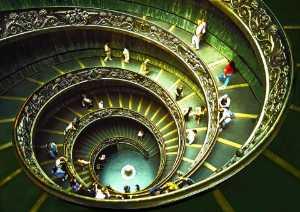 SIPC Merit Award - Sami Ur Rahman (Pakistan)  Vatican Staircase