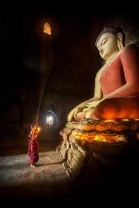 Circuit Merit Award e-certificate - Weining Lin (China)  Pray To Buddha 1