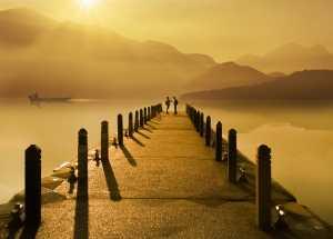 APU Honor Mention e-certificate - Ching-Shun Li (Taiwan)  Landscape Of Lake