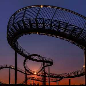 APU Honor Mention e-certificate - Thomas Wiemer (Germany)  Tiger And Turtle