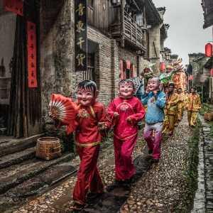 ICPE Gold Medal - Qiusheng Hu (China)  Jinlong Street