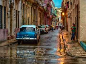 APAS Honor Mention e-certificate - Rashid Usmanov (Russian Federation)  Evening Havana