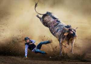 PSA Gold Medal - Hung Kam Yuen (Australia)  Rodeo Kid