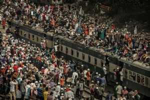 APAS Honor Mention e-certificate - Jinlin Guo (China)  Crowded Train