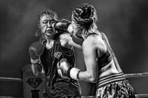 PhotoVivo Gold Medal - Kwok Kei Daniel Tse (Hong Kong)  Thaiboxing 201