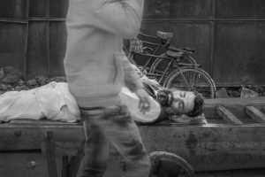 PhotoVivo Gold Medal - Jie Fischer (USA)  Sleep On The Street 3