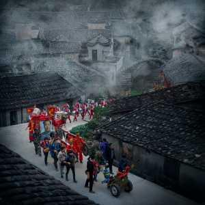PhotoVivo Gold Medal - Ruilin Shen (China)  Custom