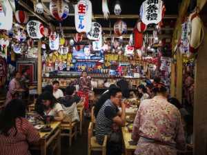 PhotoVivo Gold Medal - Xiancheng Xu (China)  Japanese Restaurant In Shanghai