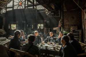 PhotoVivo Honor Mention e-certificate - Jian Zhong (China)  Teahouse Story 1