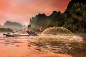 Circuit Merit Award e-certificate - Wendy Wai Man Lam (Hong Kong)  Sunset Fishing 2