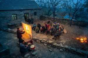 PhotoVivo Gold Medal - Yiliang Yang (China)  Traditional Shadow Puppetry 2