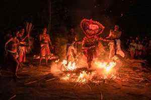 APAS Gold Medal - Vijay Rawale (India)  Fire Theyyam 4