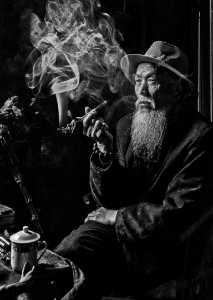 APAS Gold Medal - Teck Boon Lim (Singapore)  Relaxation Pipe Smoker