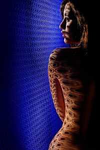 PhotoVivo Gold Medal - Hanju Zhu (China)  Blue Love