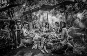 ICPE Gold Medal - Sze-Wah Chee (Singapore)  Bali Old Market Set