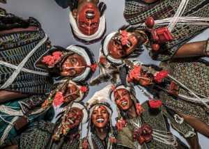 APU Gold Medal - Mali Geng (China)  Tribal Feast