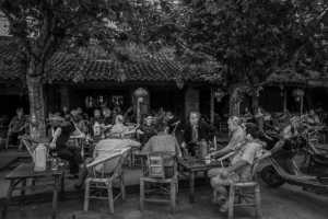 APAS Gold Medal - Shicong Xiao (China)  Teahouse Life 4