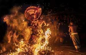 PhotoVivo Gold Medal - Jinesh Prasad (India)  Theyyam Of Malabar