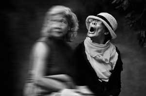 PhotoVivo Gold Medal - Yichi Wang (China)  Frightened