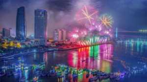 ICPE Honor Mention e-certificate - Truyen Huynh Van (Vietnam)  Danang International Fireworks Festival
