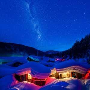APAS Gold Medal - Yinghua Min (China)  Snow Houses